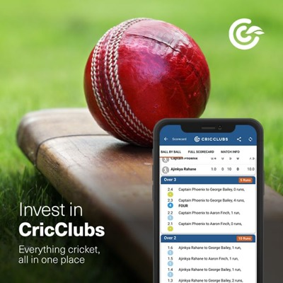 All-in-one digital platform for cricket players, fans, teams, and leagues