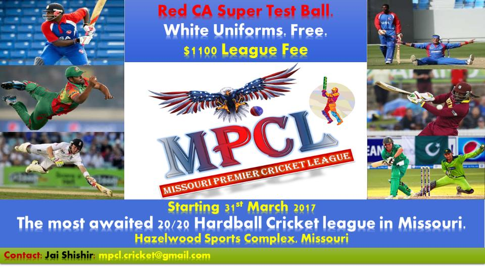 MPCL 20/20 - 2017 : Starting 31st March 2017