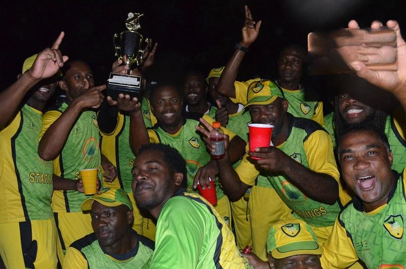 Atlanta Starlings Supremacy in GASCL T-20!