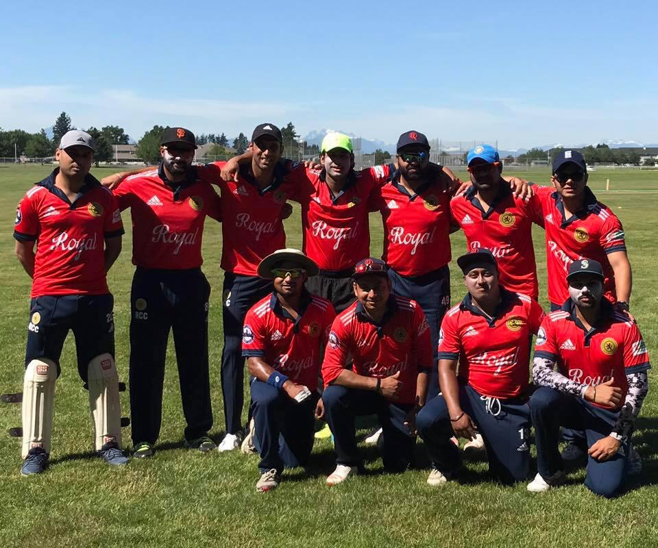 2017 Champions - Royal Challengers : Dream Vision Real Estate Div C