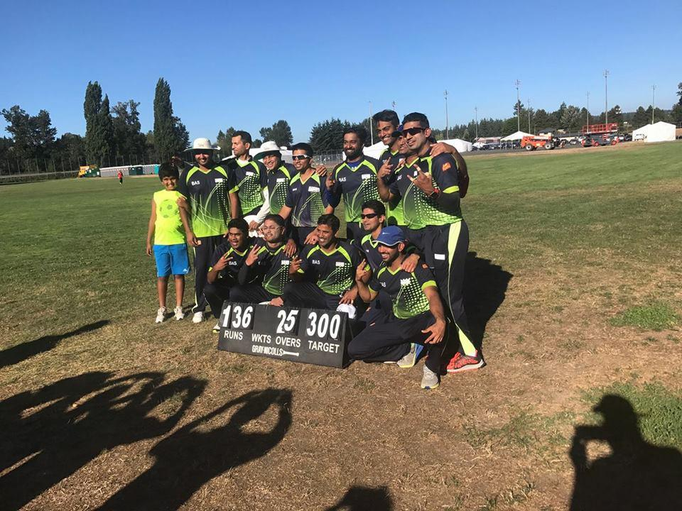 2017 Champions - Redmond Colts : Mr & Mrs. Ravi and Neelam Walia Memorial Div A